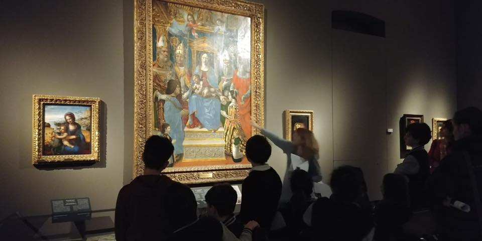 Pinacoteca di Brera Olona International School