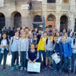 gita a Roma e Sfruz
